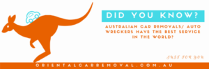 did you know car removal